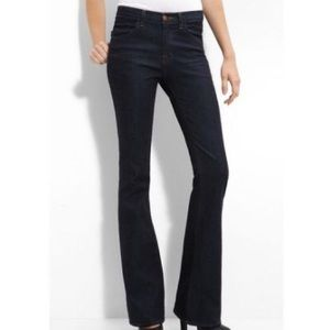 J Brand Jeans Lexington flare PURE dark wash